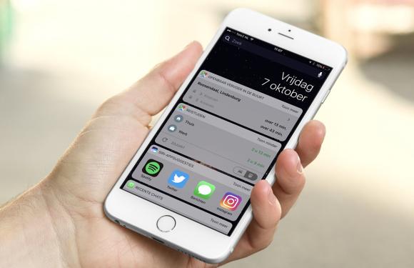 Google Maps vernieuwt iOS 10-widget en verbetert locatie-info