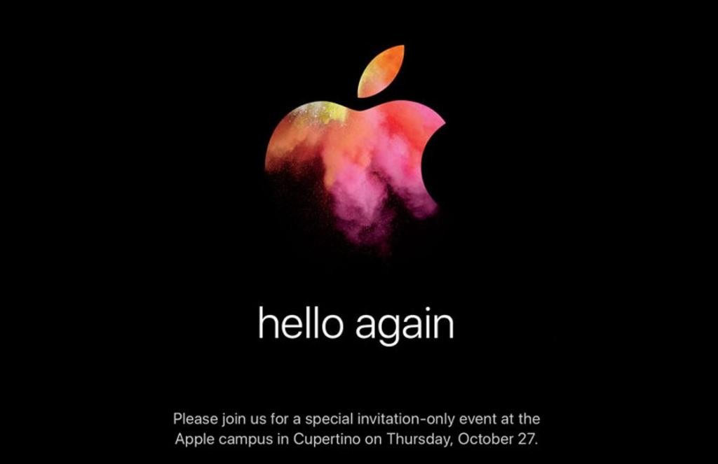 Mac-event livestream
