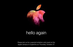 Mac-event officieel
