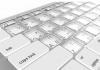'Apple onderzoekt dynamisch E-ink toetsenbord voor 2018 Macs'
