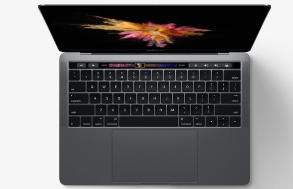 'Slepen met drie vingers werkt niet goed op nieuwe MacBook Pro'