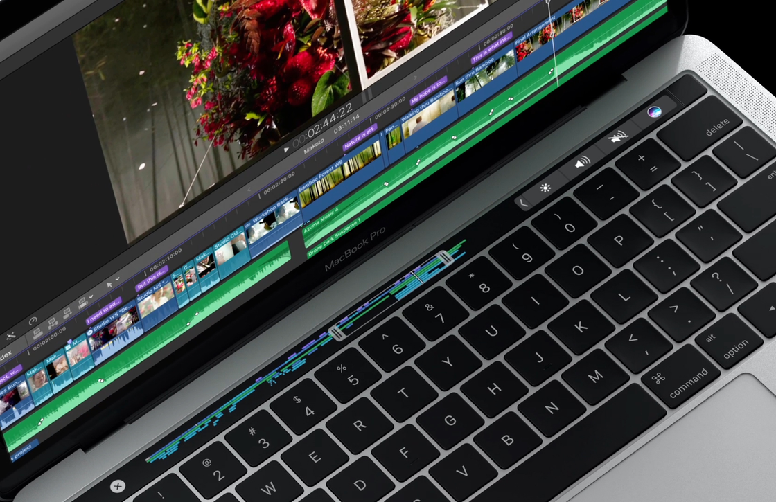 Jony Ive Touch Bar