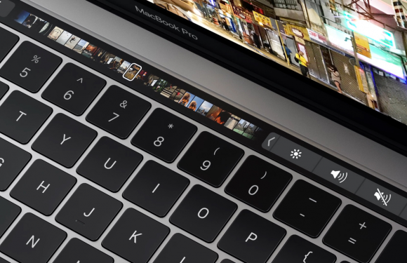 Jony Ive hint naar meer Touch Bar-achtige functies in toekomstige Macs