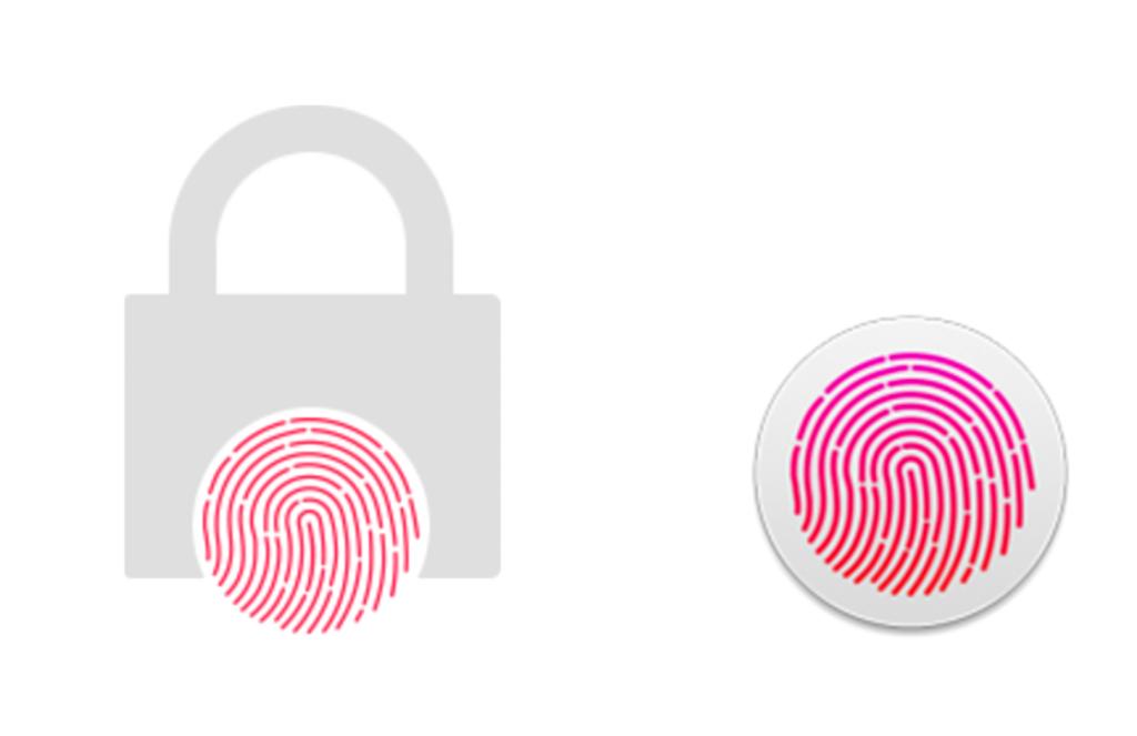 iphone 8-vingerafdrukscanner