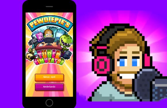 Iedereen wordt professioneel YouTuber met PewDiePie's Tuber Simulator