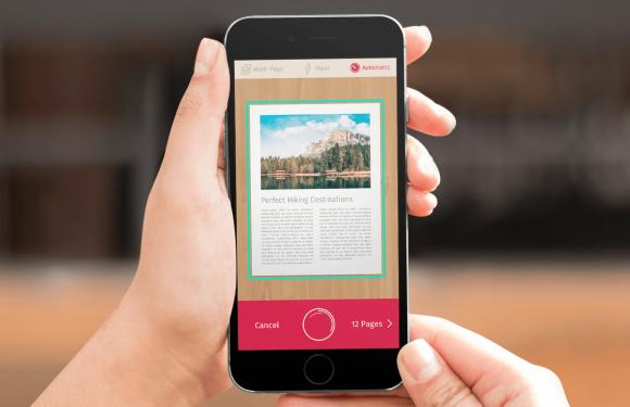 Scanbot 6 maakt scannen en pdf's bewerken gemakkelijker