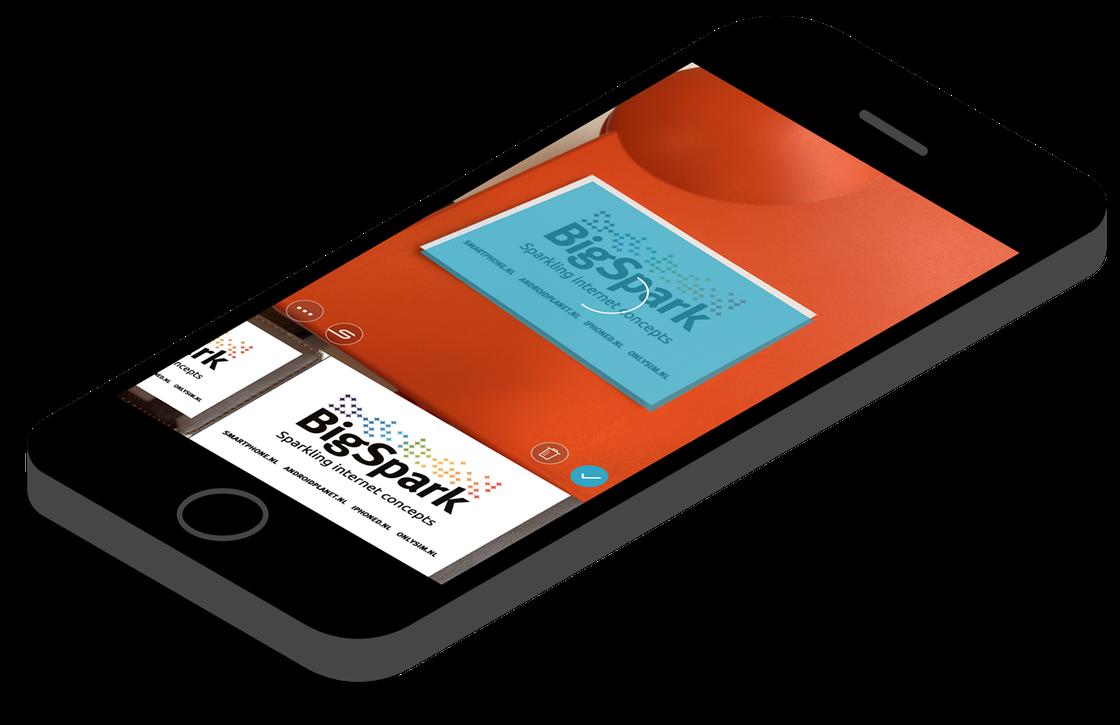 Scannable iOS-app