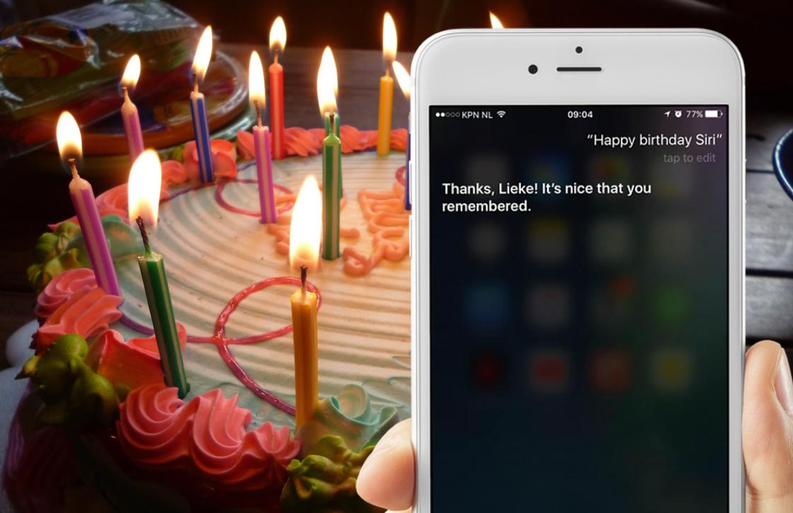 Siri krijgt versterking van nieuwe startup op zijn zesde verjaardag
