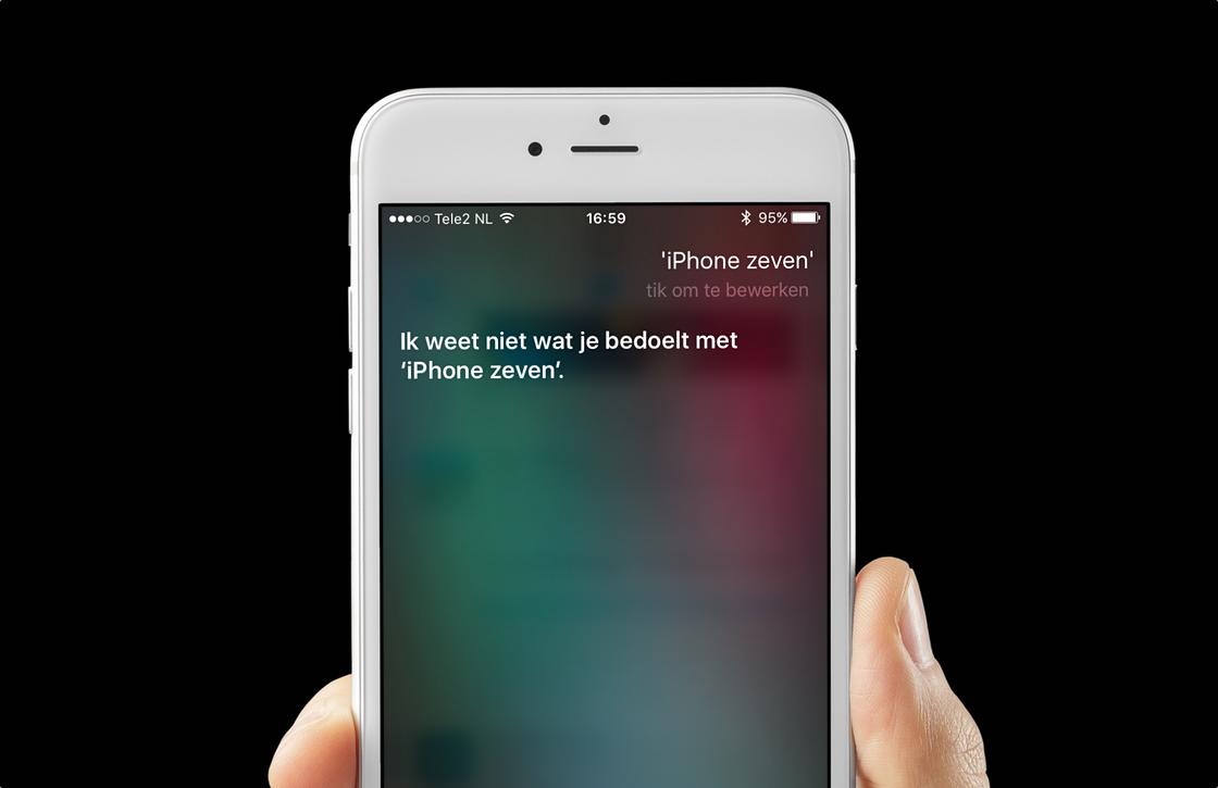 Siri stemherkenning