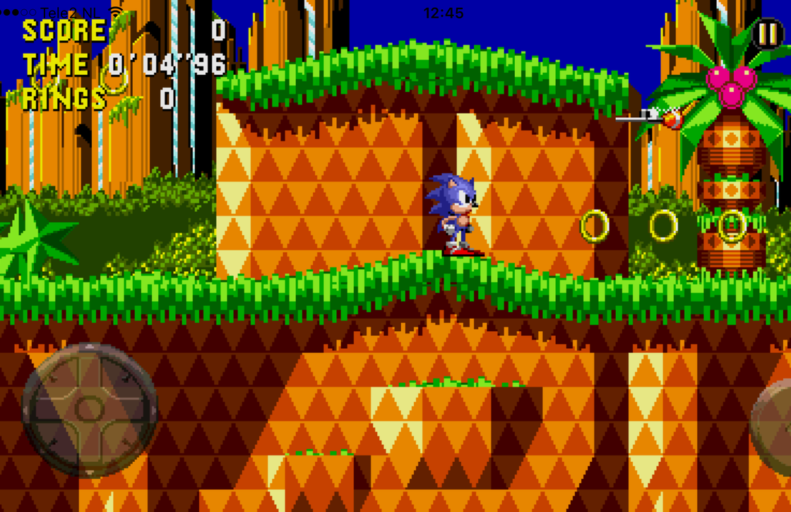 Sonic CD gratis