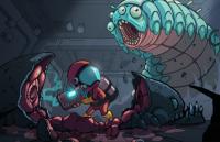 The Bug Butcher: jagen op aliens en de hoogste score