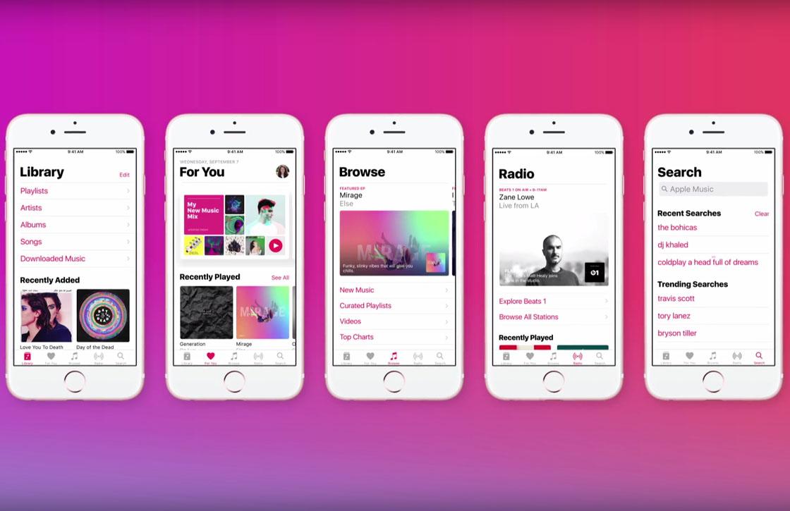 Deze Apple-video draait om vernieuwing in Apple Music