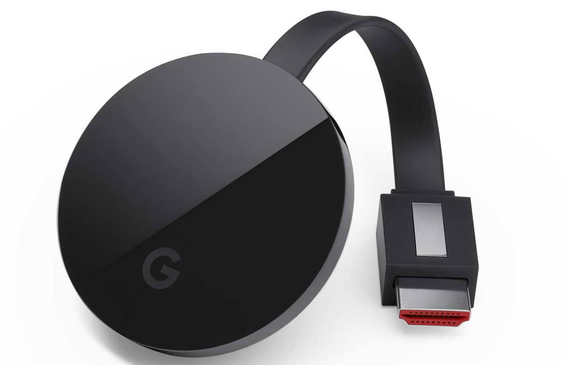 Google onthult de Chromecast Ultra en geeft info over Google Home