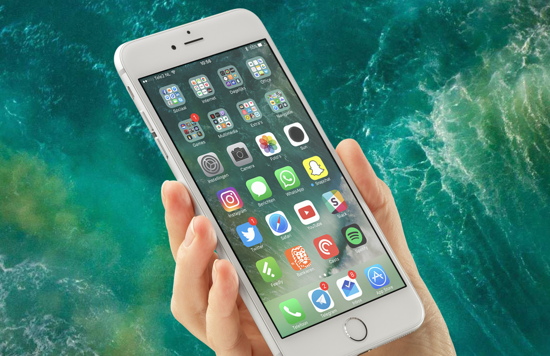 Apple maakt downgraden naar iOS 10.3 en iOS 10.2.1 onmogelijk