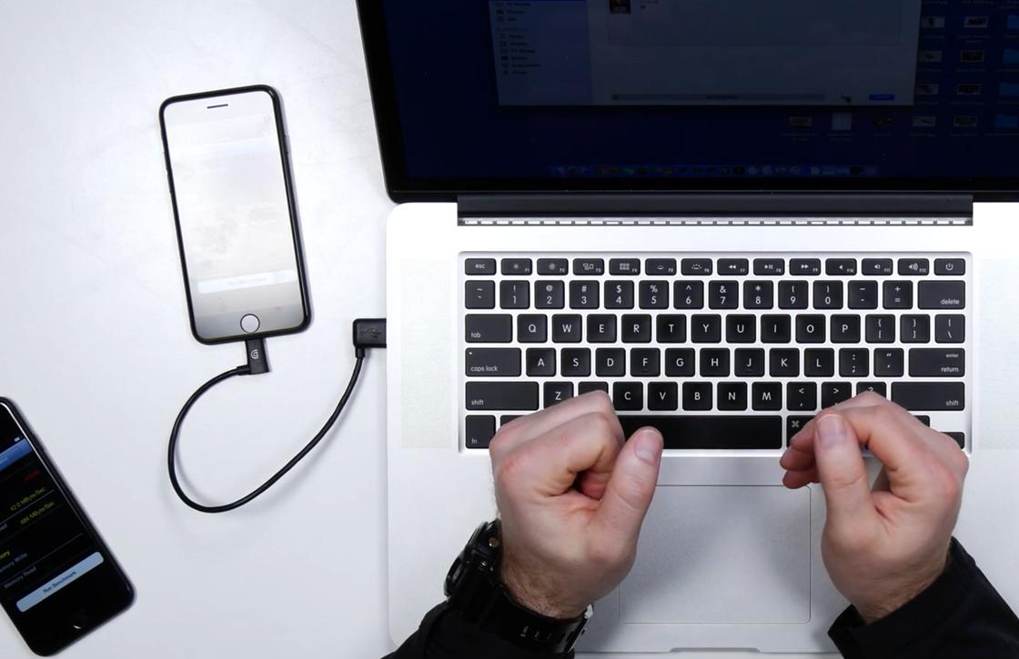 Video: zoveel trager is de schrijfsnelheid van de 32GB iPhone 7