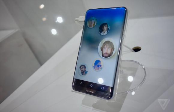 Sharp-ceo hint naar OLED-scherm in volgende iPhone