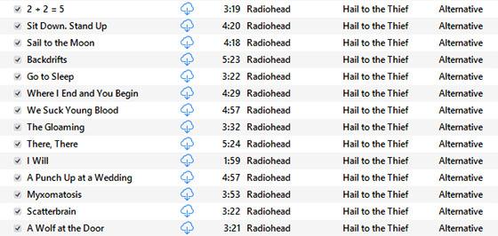icloud-muziekbibliotheek downloaden