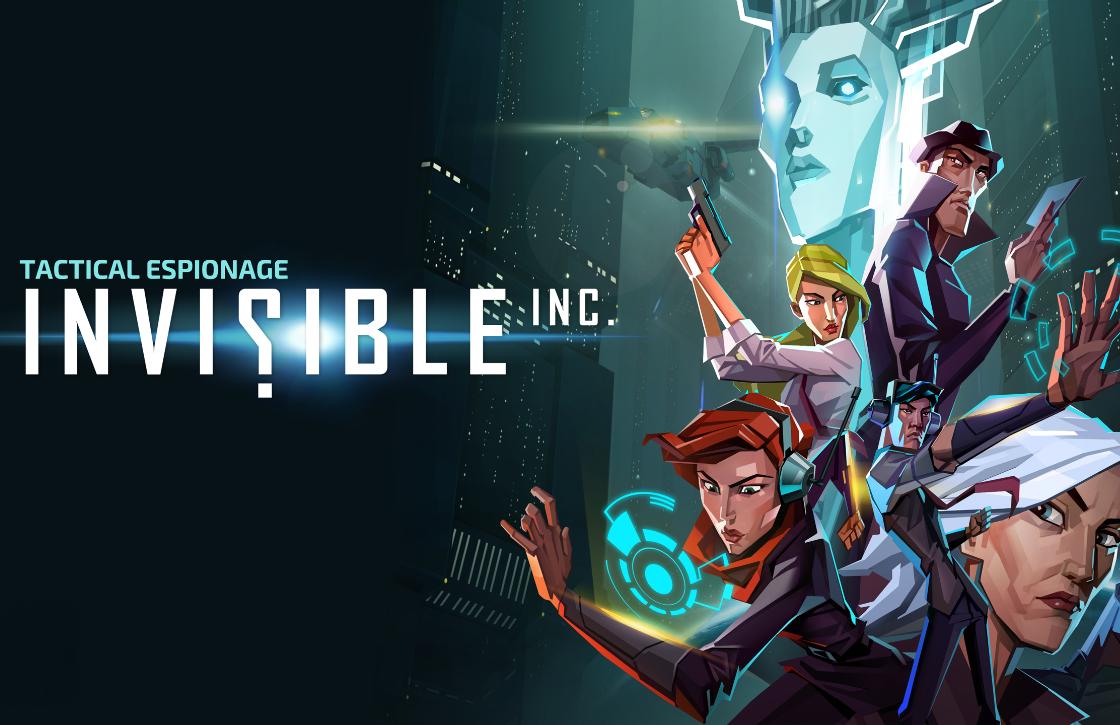 Invisible Inc. is de beste tactische stealthgame voor je iPad