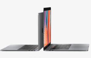 WWDC 2017 MacBooks