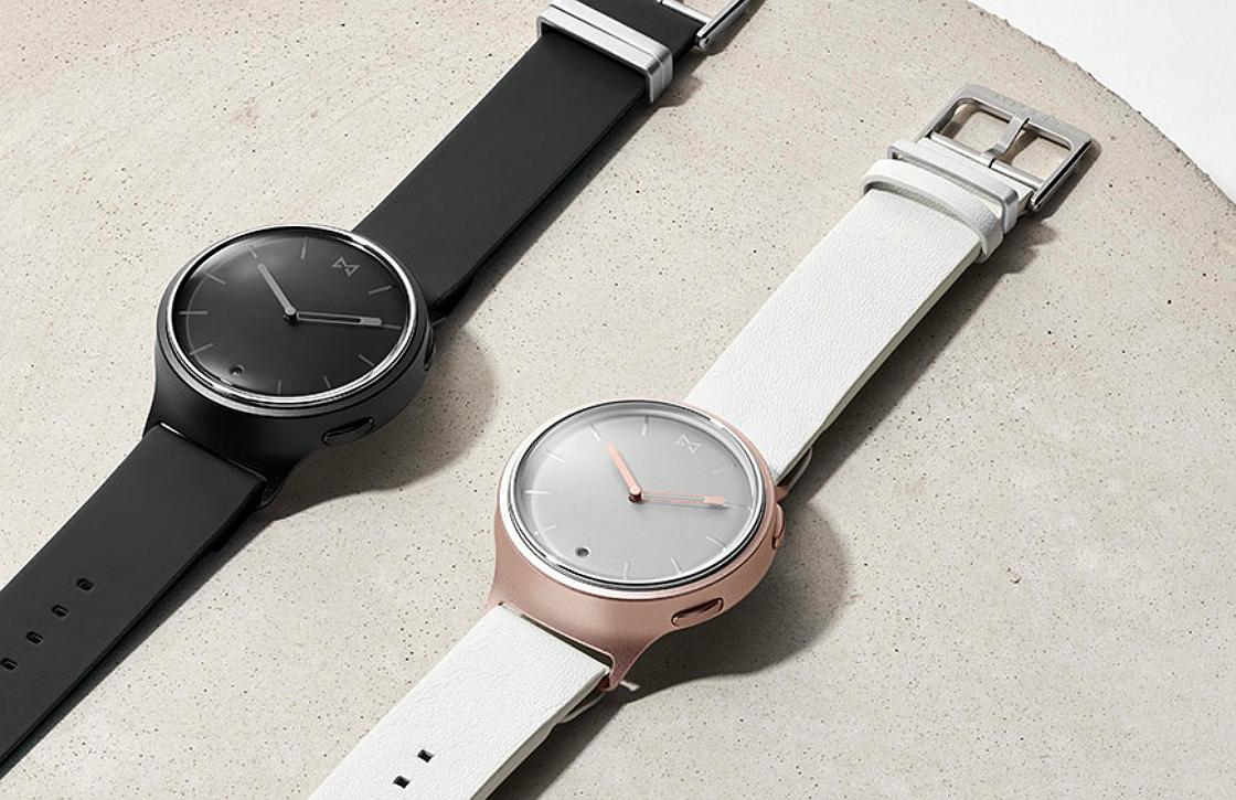 Misfit Phase is een analoog horloge met slimme functies