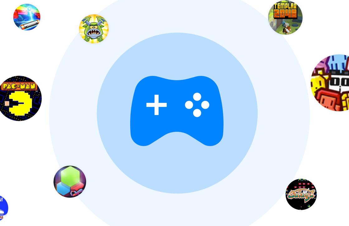Zo verander je Facebook Messenger in een arcadekast met Instant Games