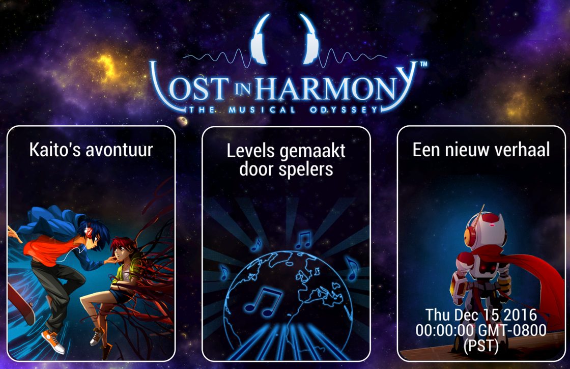 Lost In Harmony gratis
