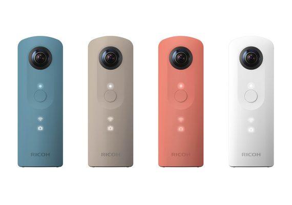Ricoh-Theta-SC-350-graden-Camera