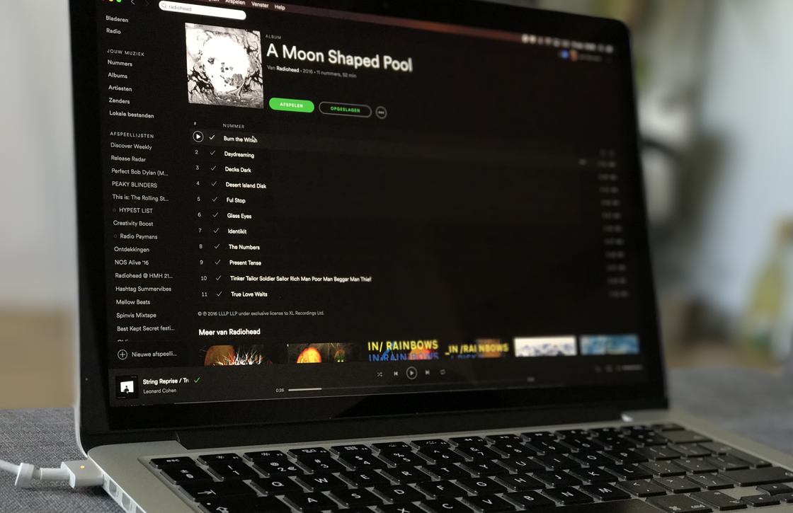 Spotify studentenkorting Nederland