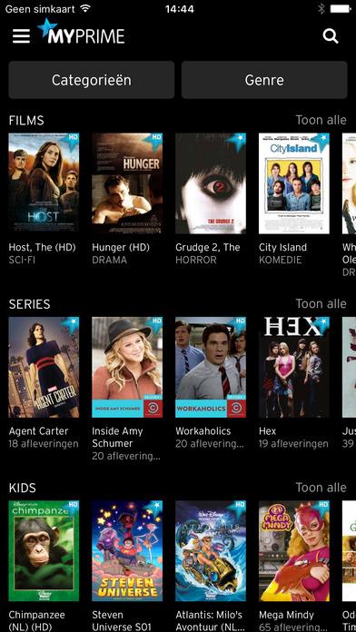 Nieuwe Ziggo GO app vervangt populaire Horizon GO iOS-app