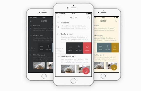 Fijne notitie-app Bear krijgt beregoede update