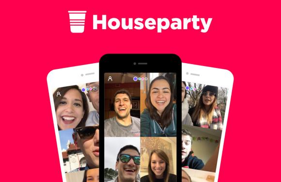 Videogroepchat-app Houseparty is de nieuwe App Store-hit
