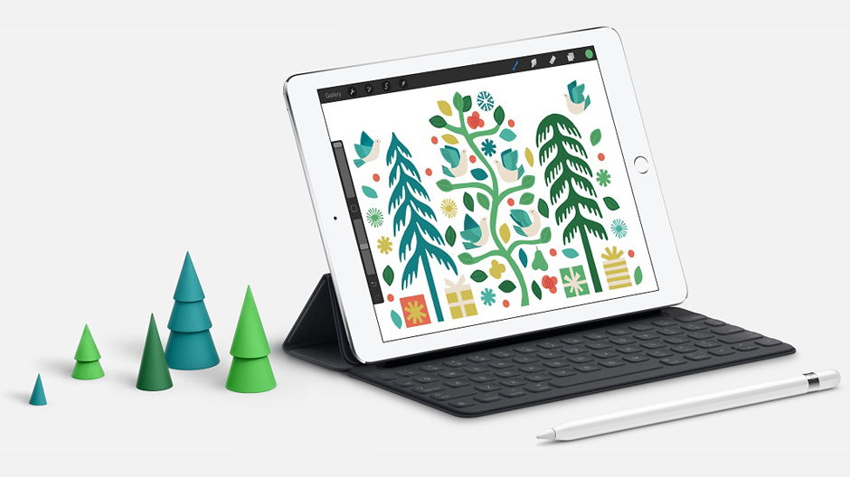 2017 iPad release