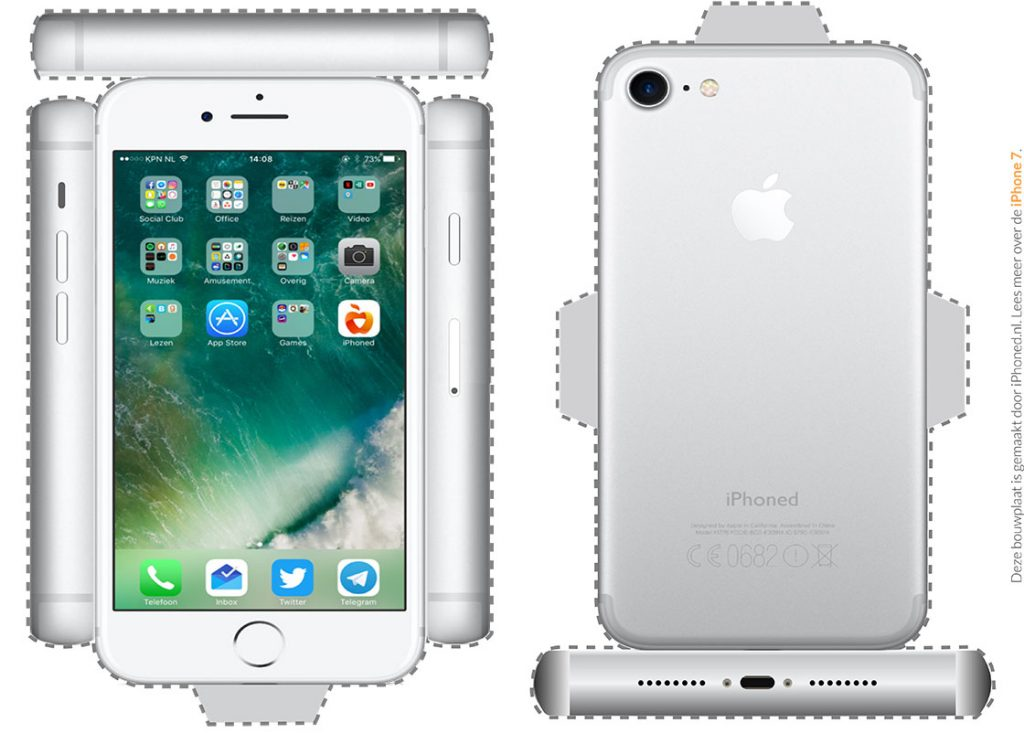 iphone 7 surprise