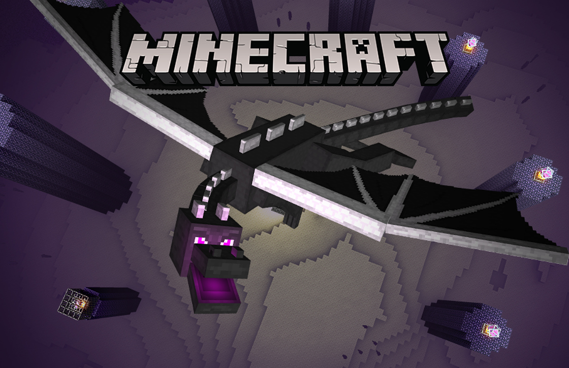 The Ender Dragon vliegt binnenkort naar Minecraft: Pocket Edition