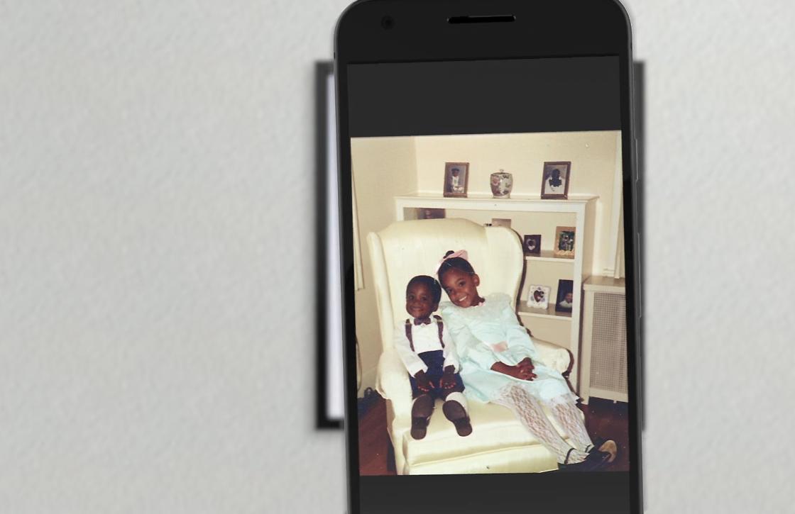 Google's PhotoScan maakt mooie scans van je foto's