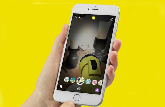 Zo gebruik je de nieuwe Snapchat Wereldlenzen in 3 stappen