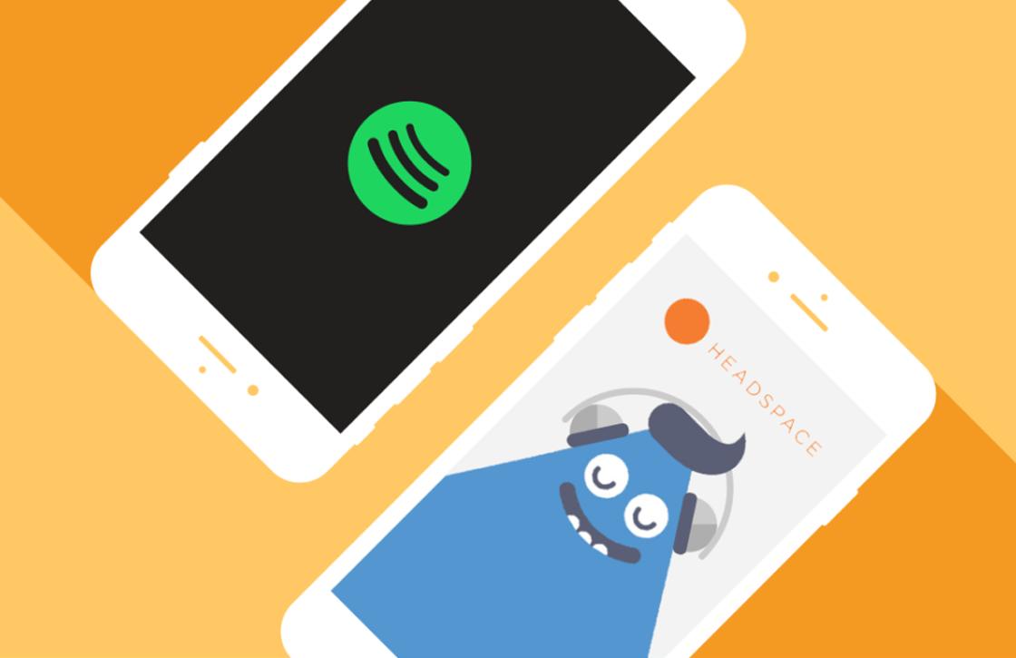 Spotify biedt gebundeld premium-account met meditatie-app