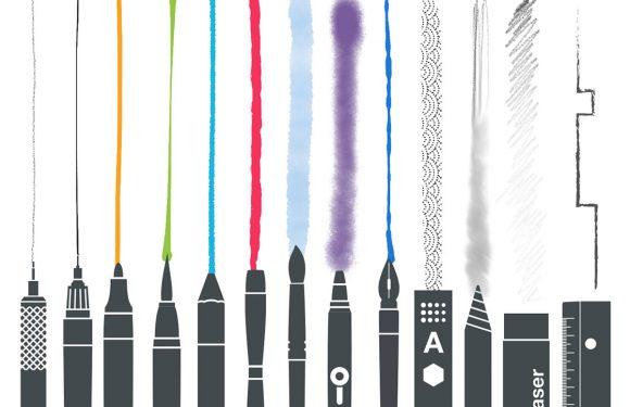 Teken-app Tayasui Sketches Pro is de gratis App van de Week