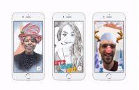 Facebook Messenger-camera krijgt maskers, filters, emoji en meer bewerkopties