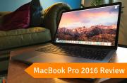 MacBook Pro 2016 videoreview: de plus- en minpunten op een rijtje