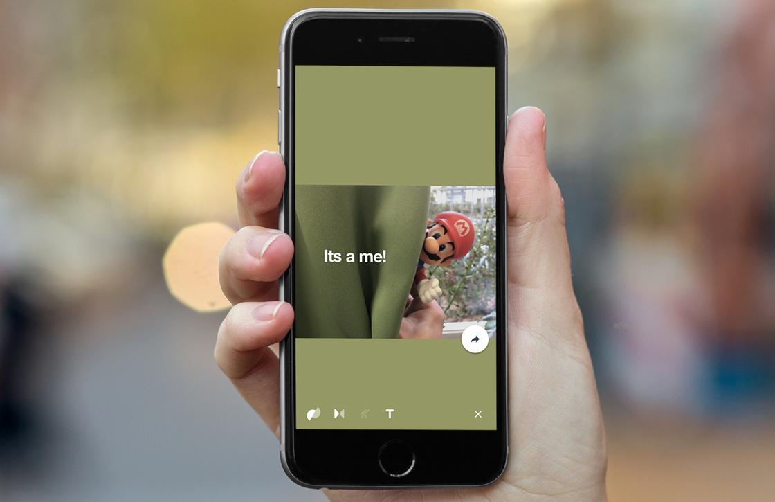 Zo geef je Live Foto's geanimeerde tekst met Googles Motion Stills