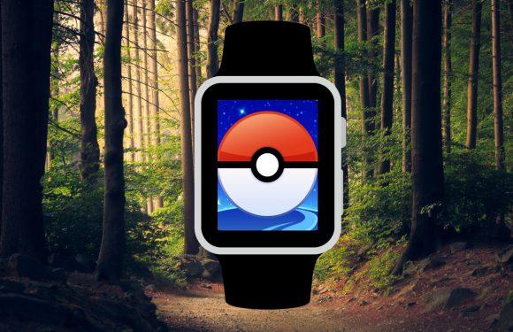 Pokémon GO voor de Apple Watch kan ieder moment verschijnen