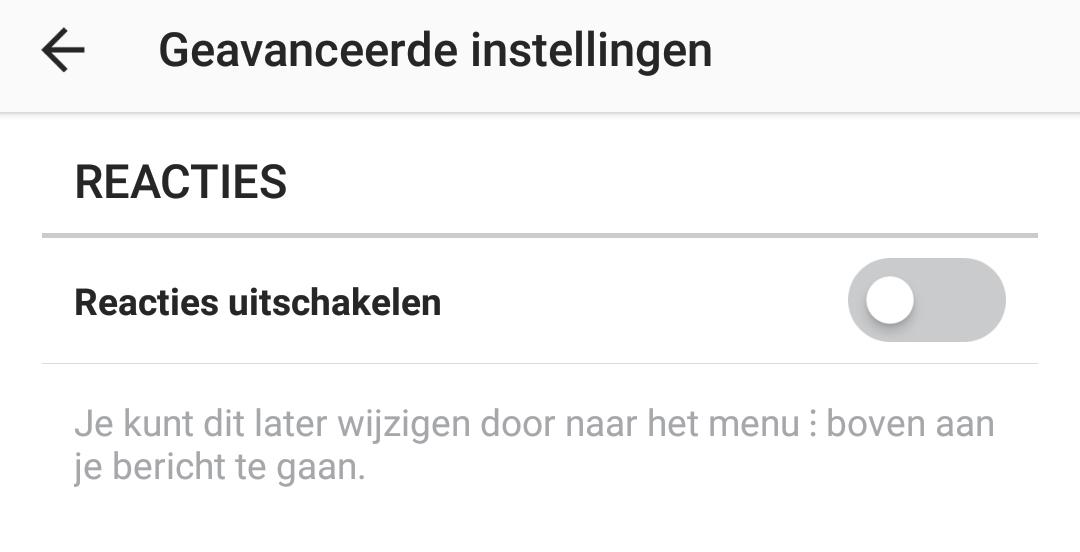 instagram veiligheid