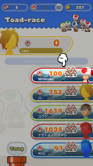 Super Mario Run tips
