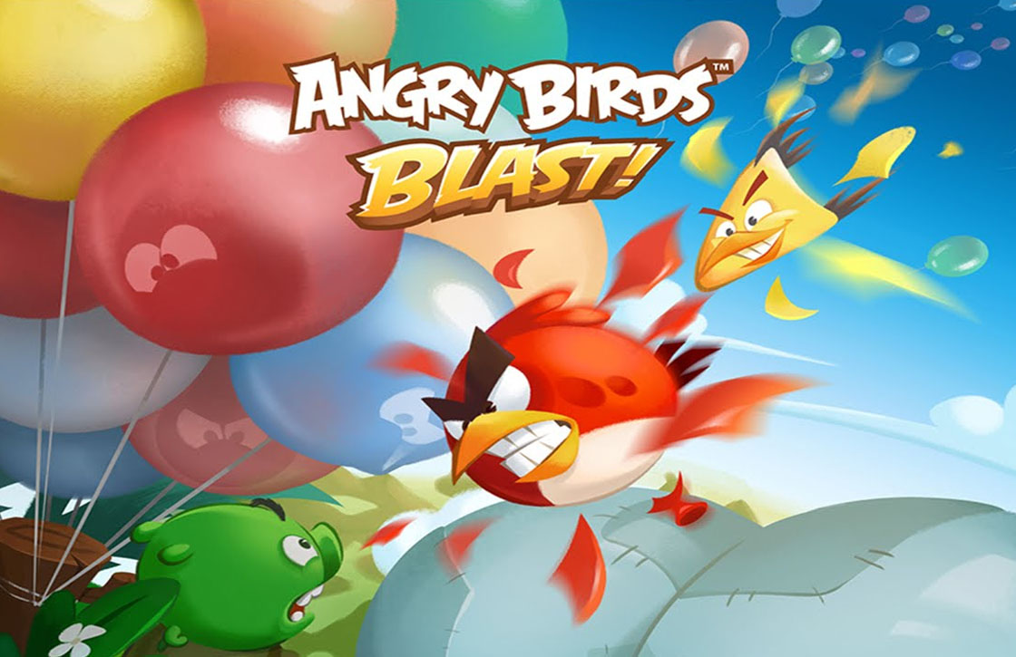 Angry Birds gaat Candy Crush Saga achterna in nieuwe game