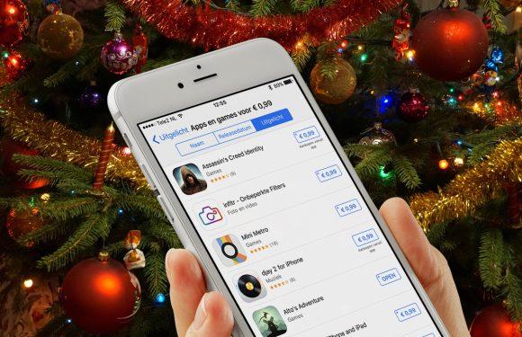 Kerstkorting in de App Store: deze 25 afgeprijsde apps mag je niet missen