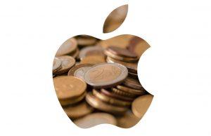 Apple Ierland belasting