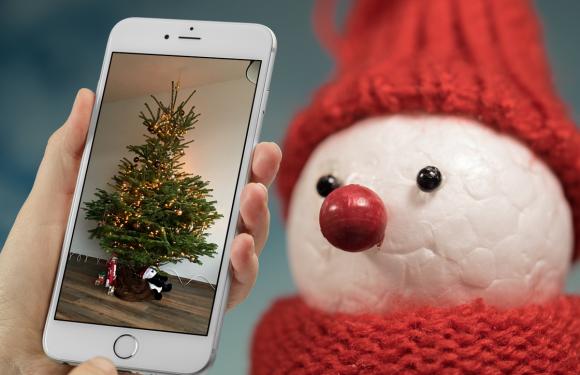 De 7 beste iOS-apps voor een geslaagd kerstfeest