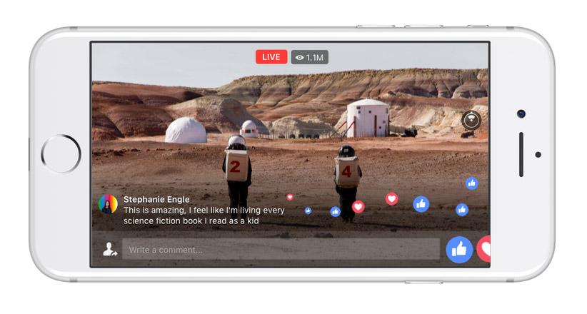 live 360 facebook