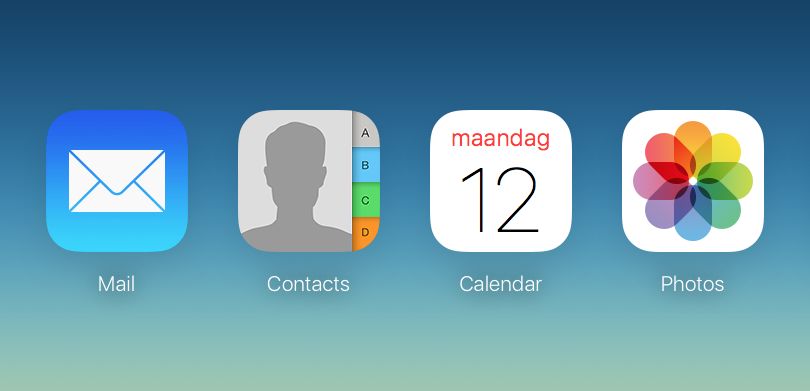 iCloud agendaspam